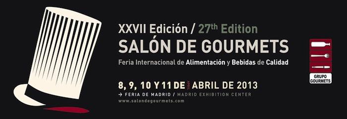 Salon de Gourmets 2013