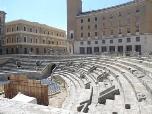 Anfiteatro de Lecce