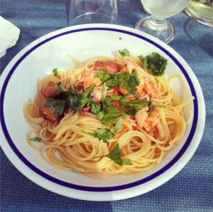 Spaghetti de la marinara