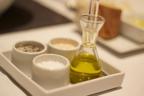 sales y aceite