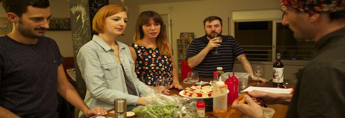Gastro tendencia 2013: Chefs a domicilio