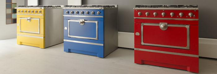 Cocinas La Cornue 1908 y Mondrian