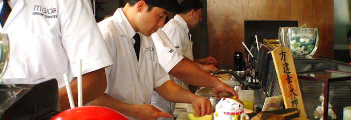 La cocina nikkei pisa fuerte